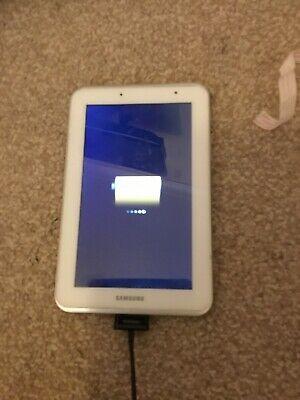 Faulty Samsung Galaxy Tab 2 GT-PGB, Wi-Fi, 7in -