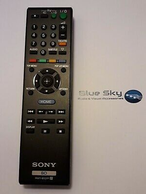 Genuine Sony RMT-B107P Blu-ray Player Remote For