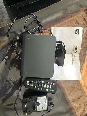Western Digital WD TV Live Digital HD Media Streamer