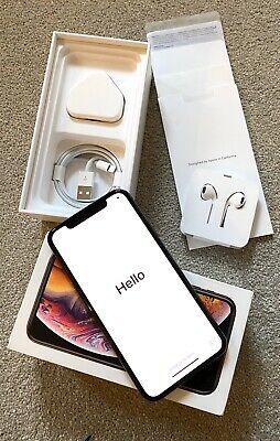 **New** Apple iPhone X 64GB (O2) - Space Grey (Blacklisted)