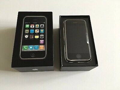 New Old Stock Apple iPhone 2g 8gb 1st Generation Rare