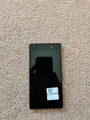 Sony Xperia Z1 CGB Black (Unlocked) Smartphone