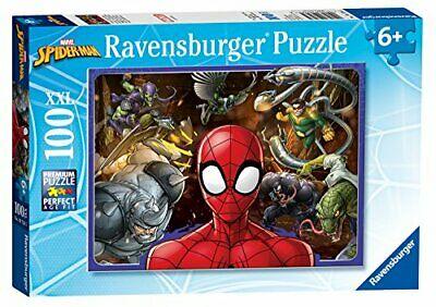 Ravensburger Jigsaw Puzzle SPIDERMAN - 100 Extra Extra Large