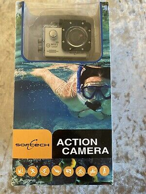 Softech wifi Action Camera p brand new