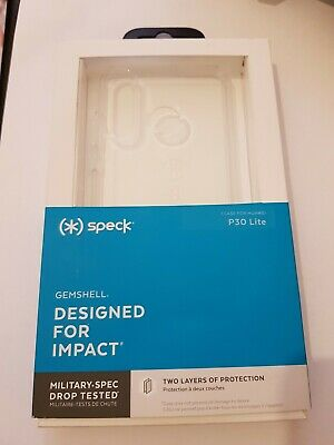 Genuine Speck Huawei P30 Pro Presidio Shockproof Clear