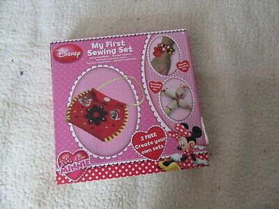Disney Minnie Mouse MY FIRST SEWING KIT