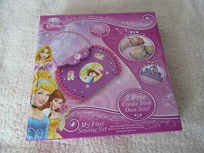 Disney Princess MY FIRST SEWING KIT