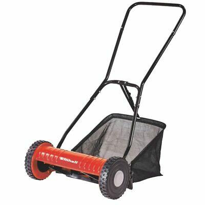 Einhell Hand Push Lawn Mower Garden Grass Cutter 40cm
