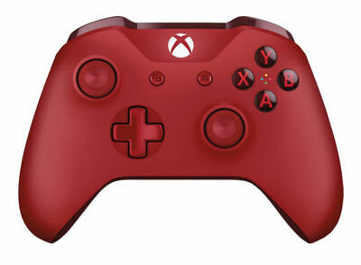 Xbox One Wireless Controller Red (Xbox One) Brand New &