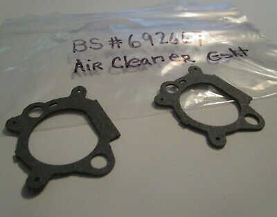 (m942) Genuine OEM Briggs & Stratton #  Air Cleaner