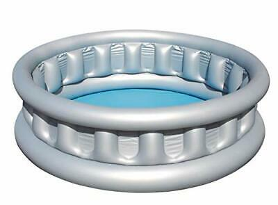 Bestway Spaceship Above Ground Pool 1.57 m x 41 cm, Grey