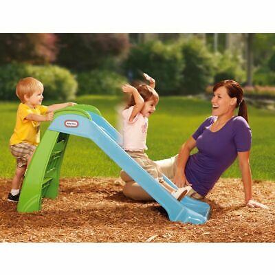 Little Tikes Blue Slide Climber Toddler Kid Children Play