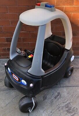 Little Tikes Car Cozy Coupe Police car