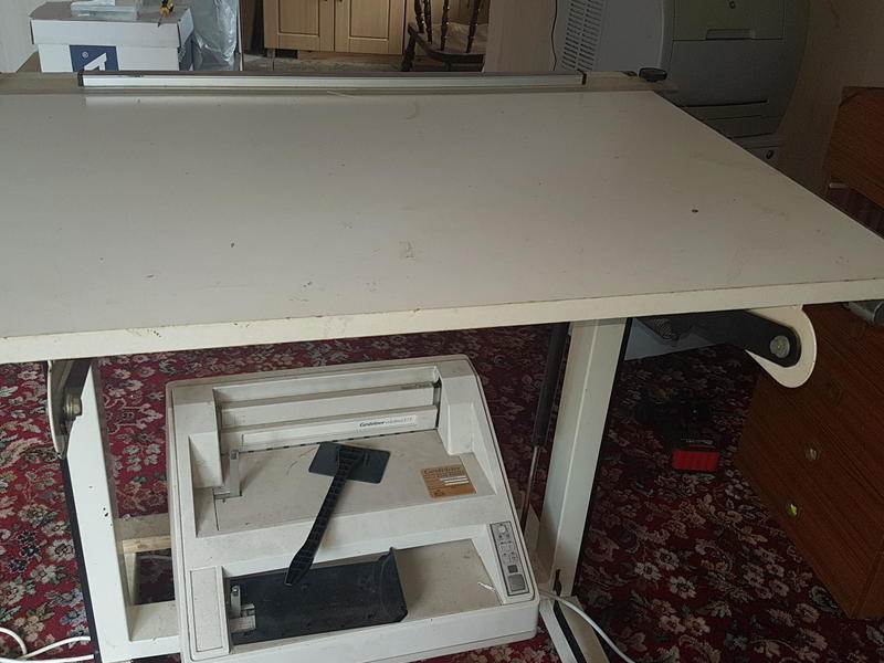 Paralle Drawing Board