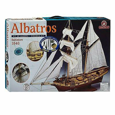 Wooden Boat Kit Baltimore Clipper  ALBATROS By