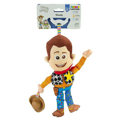 Disney Baby Lamaze Clip & Go Toy Story - Woody 0 - 24 months