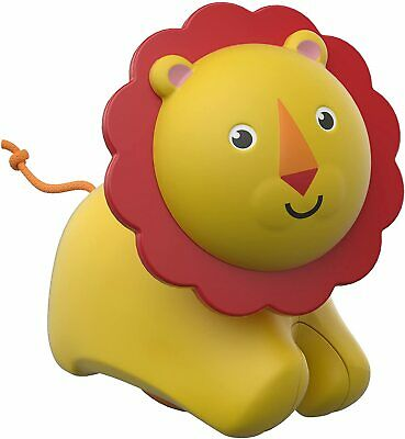 Fisher Price FNT17 Roller Lion, Multicoloured