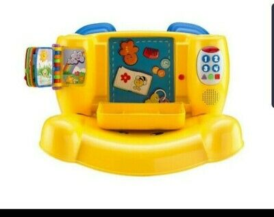 Fisher-Price Laugh and Learn Smart Stages Chair - Yellow.