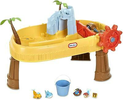 Little Tikes Island Wavemaker Water Table Kids Garden Play