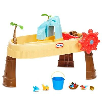 Little Tikes Island Wavemaker Water Table Outdoor Play