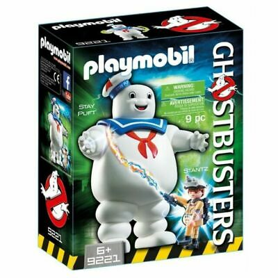 PLAYMOBIL Ghostbusters Stay Puft Marshmallow Man Set ()