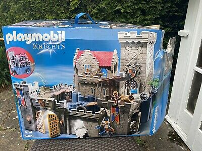 PLAYMOBIL  Royal Lion Knights Castle Play Set