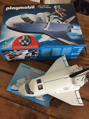 Playmobil  City Action Space Shuttle with Light-up