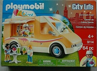 Playmobil City Life Ice Cream Truck