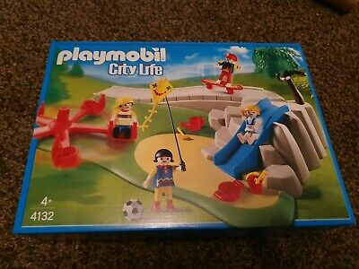 Playmobil City Life  Superset Playground