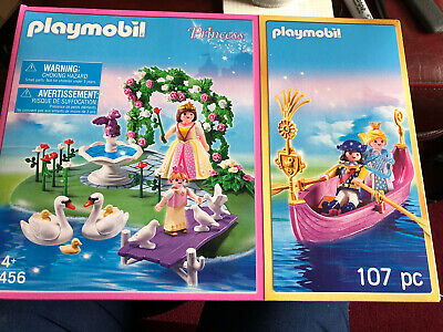 Playmobil  Princess Island & Boat Set - Brand New