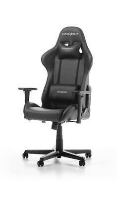 DXRacer Formula Series Gaming Chair - Black - F08-N Armrests