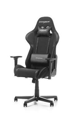 DXRacer Formula Series Gaming Chair - Black - F11-N Armrests