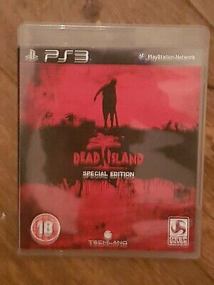 Dead Island Special Edition PlayStation 3 Game PS3