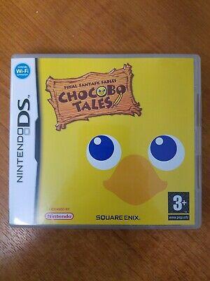 Final Fantasy Fables: Chocobo Tales Nintendo DS EU Ver
