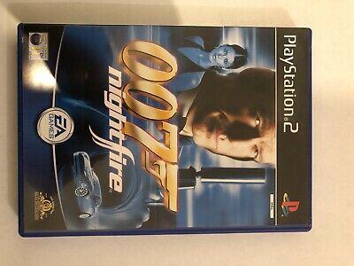 James Bond 007: Nightfire (Sony PlayStation ) - US