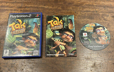 PlayStation2: Tak and the Power of JuJu (PS2) Classic Game