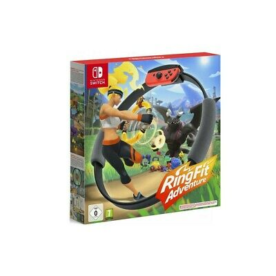 Ring Fit Adventure Full Kit With Game - Genuine Official