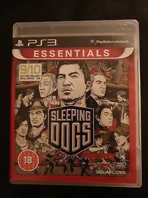 Sleeping Dogs Essentials Sony PlayStation 3 Game PS3