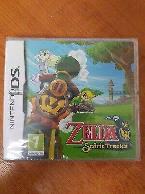 The Legend of Zelda: Spirit Tracks New & Sealed Nintendo DS