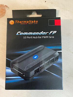 ThermalTake Commander FP, 10 Port Fan Splitter Hub for up to