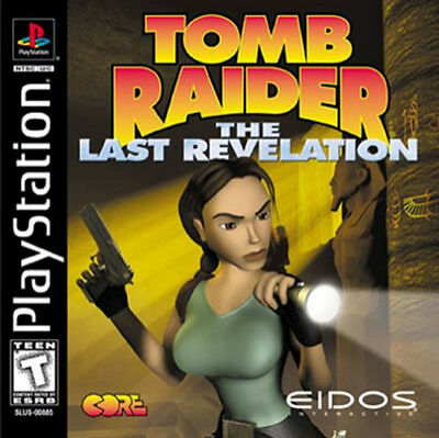 Tomb Raider: The Last Revelation (Sony PlayStation )