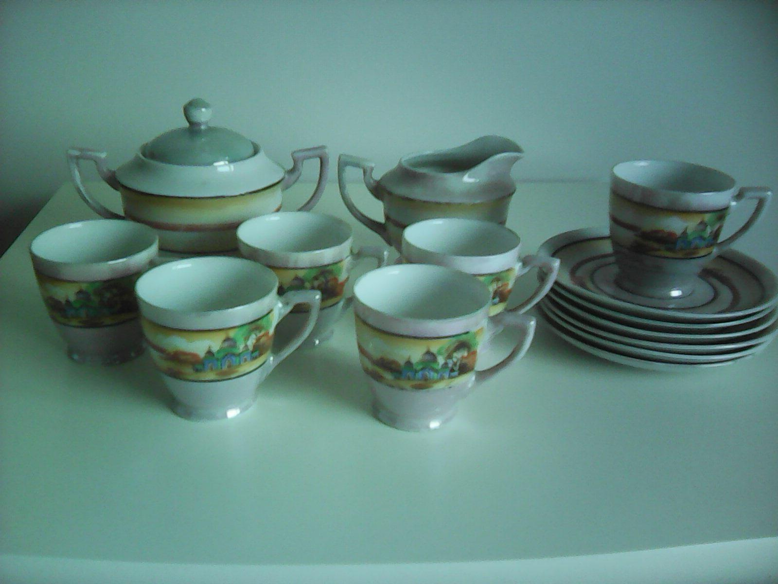 Japenese Tea Set