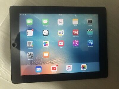 Apple iPad 3rd Gen. 32GB, Wi-Fi + Cellular (EE), 9.7in -