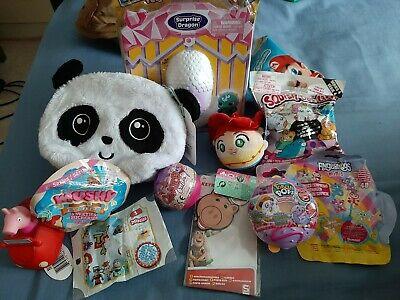 Little Live Pets Surprise Dragon Pikmi Pops Toy Story Peppa