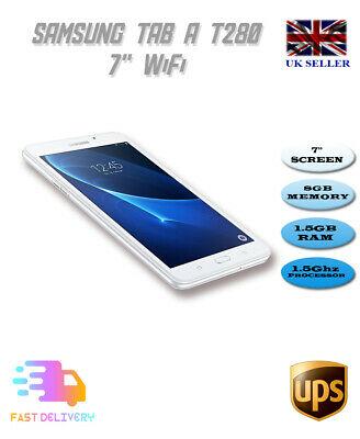 Samsung Galaxy Tab A SM-Tin 8GB WiFi White