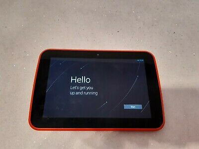 Tesco Tesco HUDL 16GB, Wi-Fi, 7in - Red