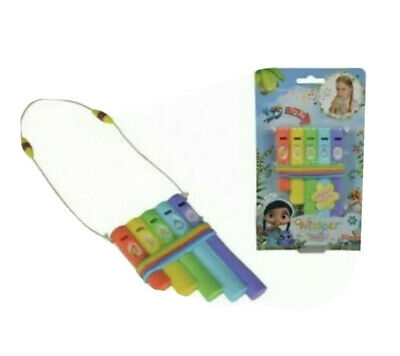 Wissper Simba Panpipe With Sounds From TV Show KIds Musical