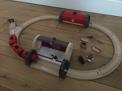 BRIO Metro Railway Set  Piece Wooden Train Set -