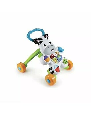 Fisher-Price Learn with Me Zebra Walker Baby/Toddler and