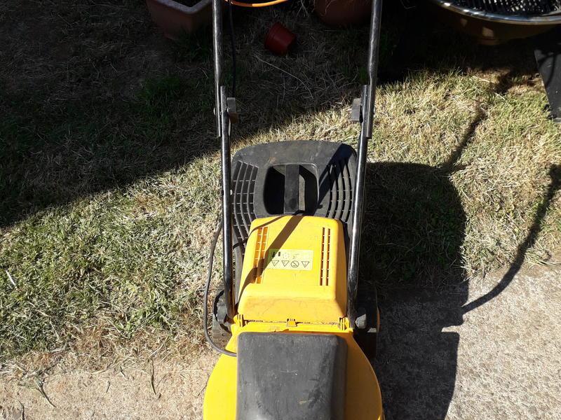 McCulloch E Electric Lawn Mower